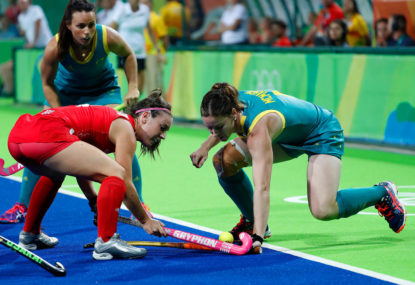 New Zealand vs Australian Hockeyroos: Rio Olympics Hockey quarter-final live blog