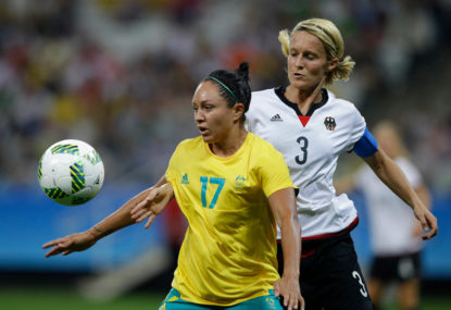 Kyah Simon sweating on scans ahead of Matildas' Algarve Cup campaign