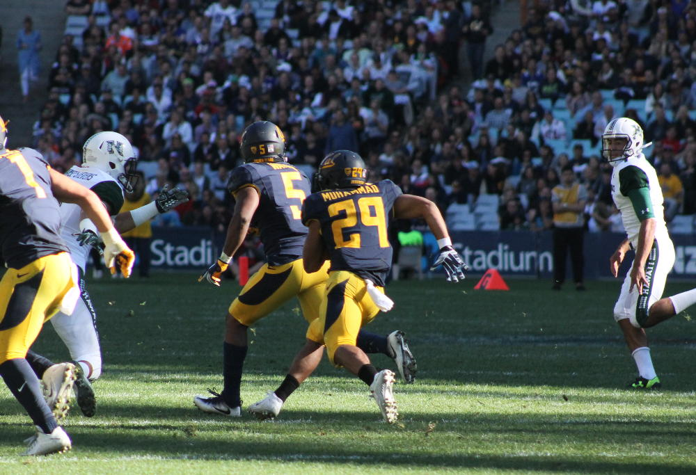 Sydney Cup college football NFL