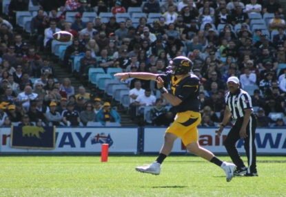 The Sydney Cup success shows American football has a future
