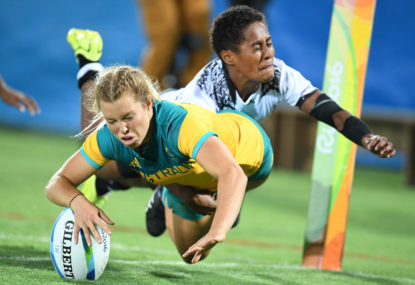 Sevens: Time to get serious about the World Series