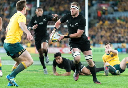 The All Blacks' success: It's all about fitness and efficiency