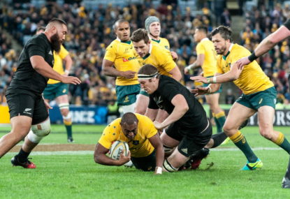 The Wallabies forward pack: A performance to build on or another false dawn?