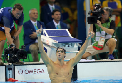Olympics Swimming Day 8 results: Phelps finishes on gold