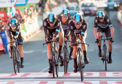 Vuelta a Espana 2016: Stage 2 live race updates and blog
