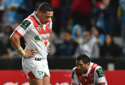 Frizell: Verb; to be wrongly charged with striking an official
