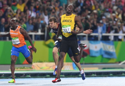 What a bummer - Usain Bolt bows out with bronze at worlds