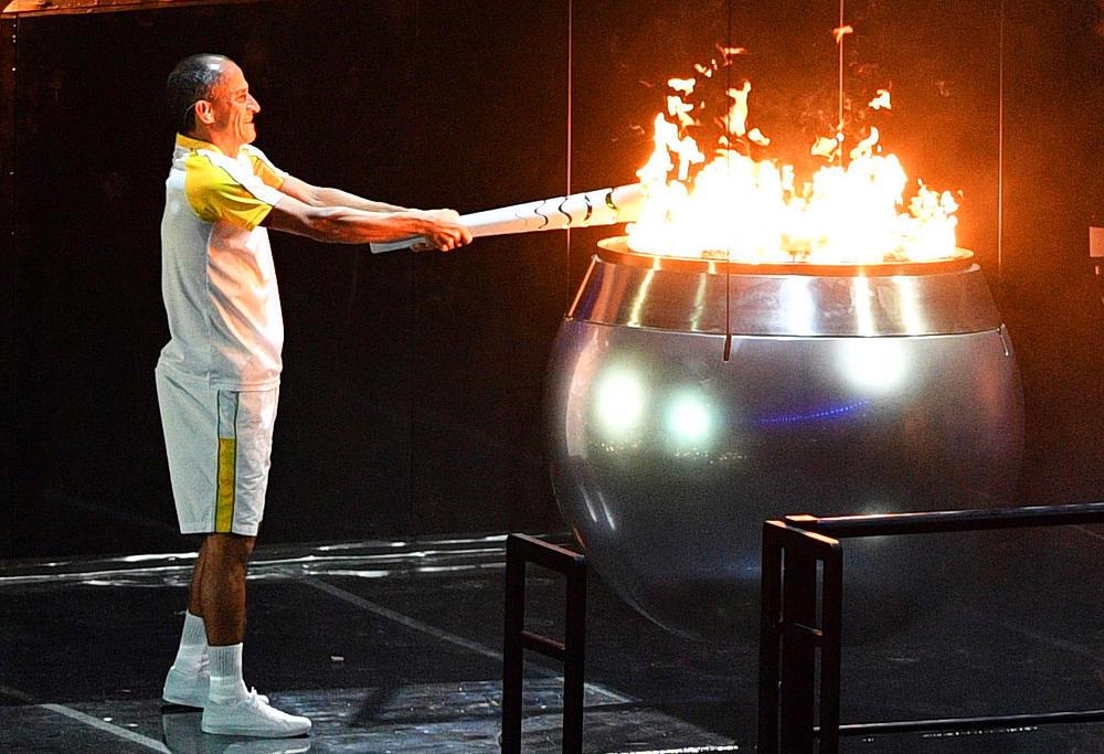 Vanderlei Cordeiro de Lima Rio 2016 Olympic Games