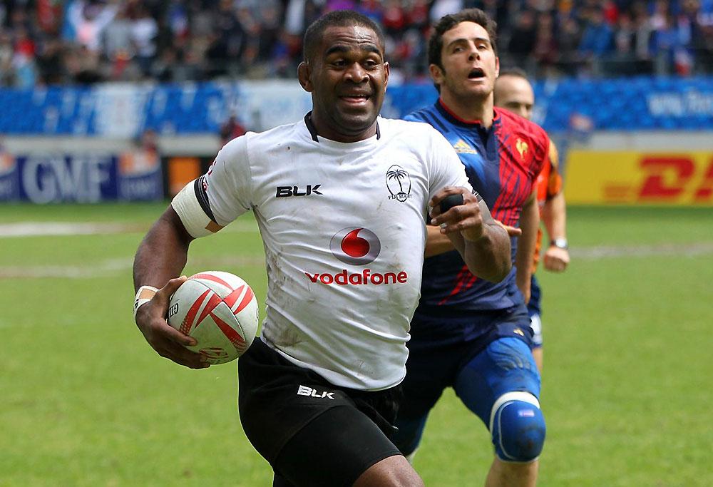Fiji sevens player Vatemi Ravouvou