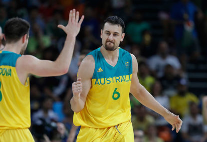 Andrew Bogut set for shock move to LA Lakers