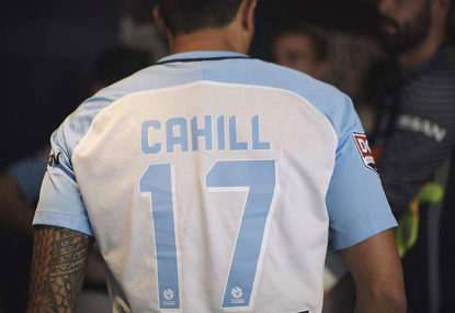 Where in the world is Tim Cahill?