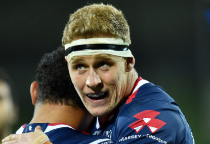 Melbourne Rebels out for improvement