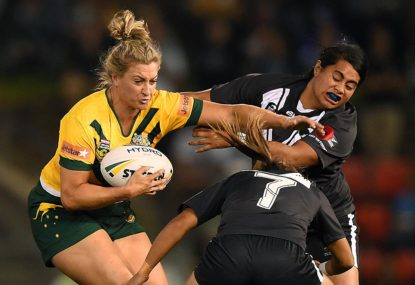 Women's sport weekly wrap: Bring on the women's university sevens series, but why can't we watch the Jillaroos live?