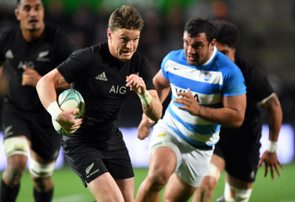 All Blacks wrest back control of the 10 Nations