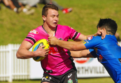 Edwards, DWZ battle for Panthers No.1