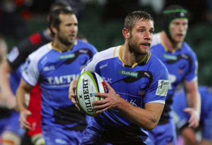 Former Wallabies sign with Western Force