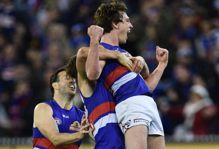 Liam Picken Western Bulldogs AFL Finals 2016