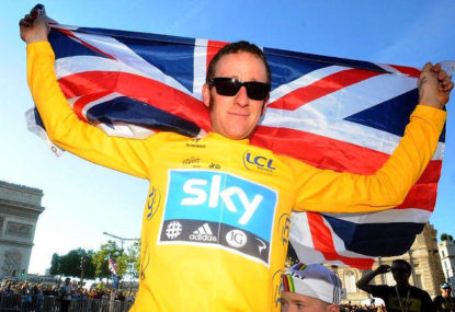 Wiggins condemned for praising Armstrong