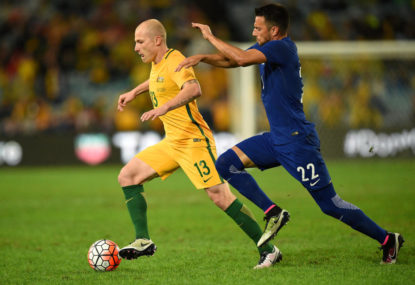Last chance for the Socceroos