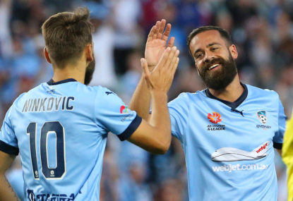 Sydney FC vs Melbourne Victory highlights: Sydney win 2-1