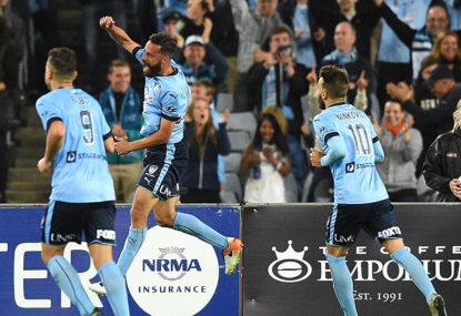 Top five A-League talking points: Round 1
