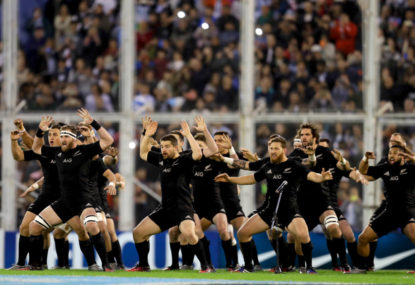 The All Blacks are so good they made a greatest teams list twice