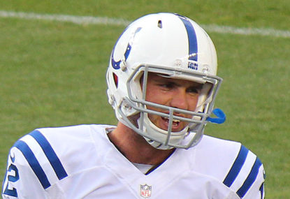 London failing: Luck is getting no help in Indianapolis