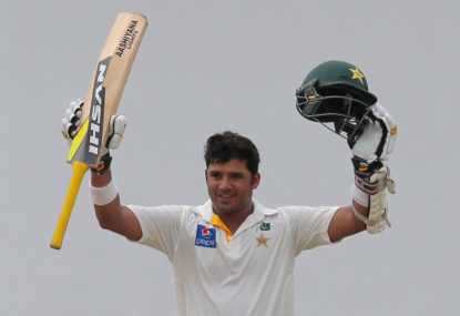 Pakistan's middle order holds the key against Australia
