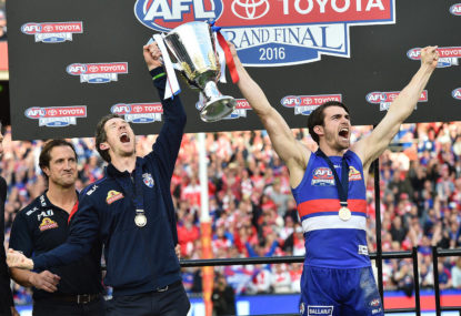 Easton Wood's premiership medal stolen