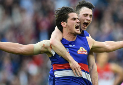 The Exorcists: How the Western Bulldogs beat history