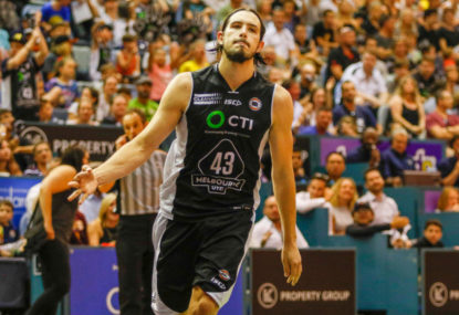 Chris Goulding is Melbourne United's key to success