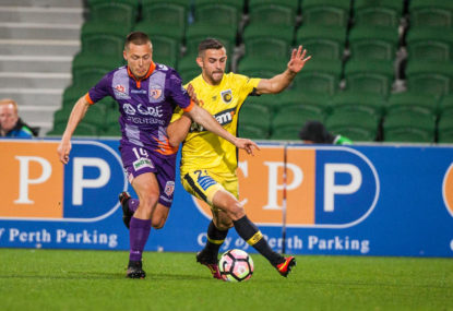 Central Coast Mariners vs Perth Glory highlights: Mariners win 2-0