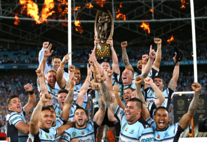 How valid is Cronulla's 2016 premiership?