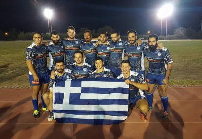 It's all Greek to Georgie: Steve Georgallis and a rugby league weekend in Rhodes