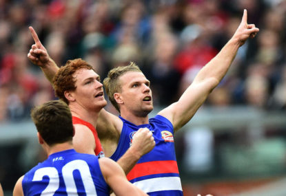 Western Bulldogs vs St Kilda Saints Highlights: AFL live scores, blog