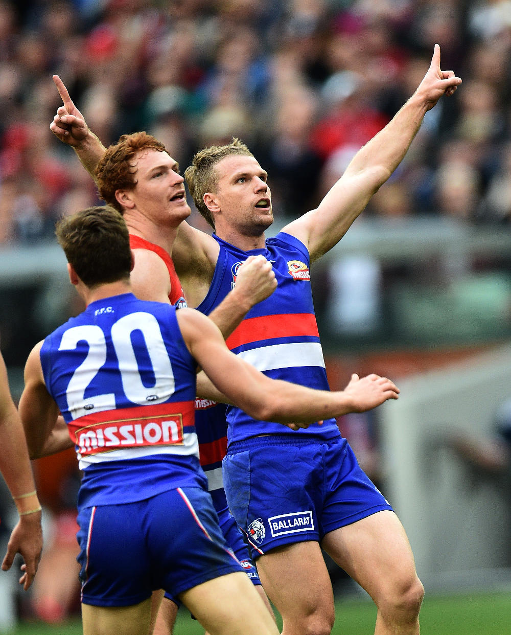 2899d5e723c The Exorcists  How the Western Bulldogs beat history