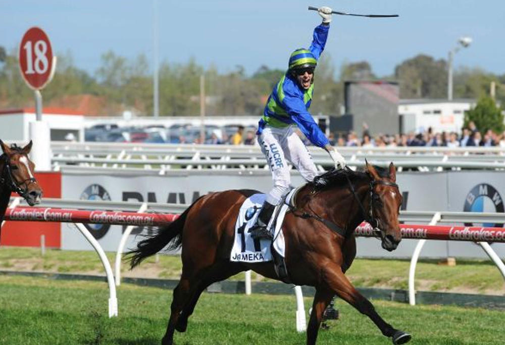 Jameka's impressive Caulfield Cup win has resulted in a 1.5kg Melbourne Cup for Ciaron Maher's star mare.