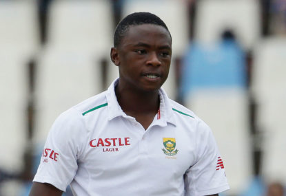 Proteas coach queries legitimacy of Rabada suspension