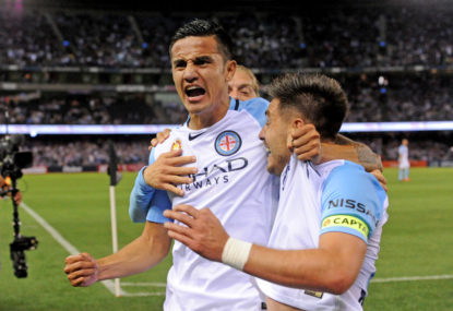 Melbourne City's season mired in mediocrity again