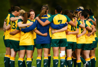 Wallabies and Wallaroos in a Bledisloe double header