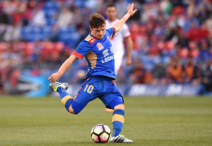 Can the Newcastle Jets make the finals?
