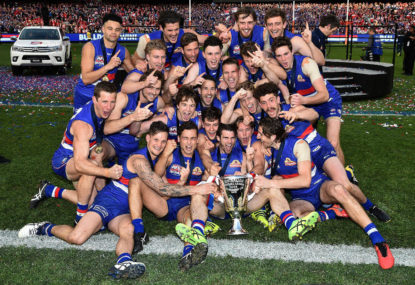 A truly memorable AFL grand final