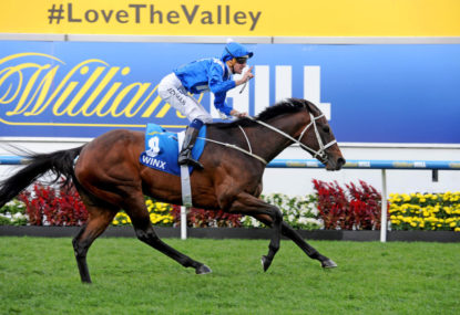 Saturday preview: Winx could be vulnerable in race named in her honour