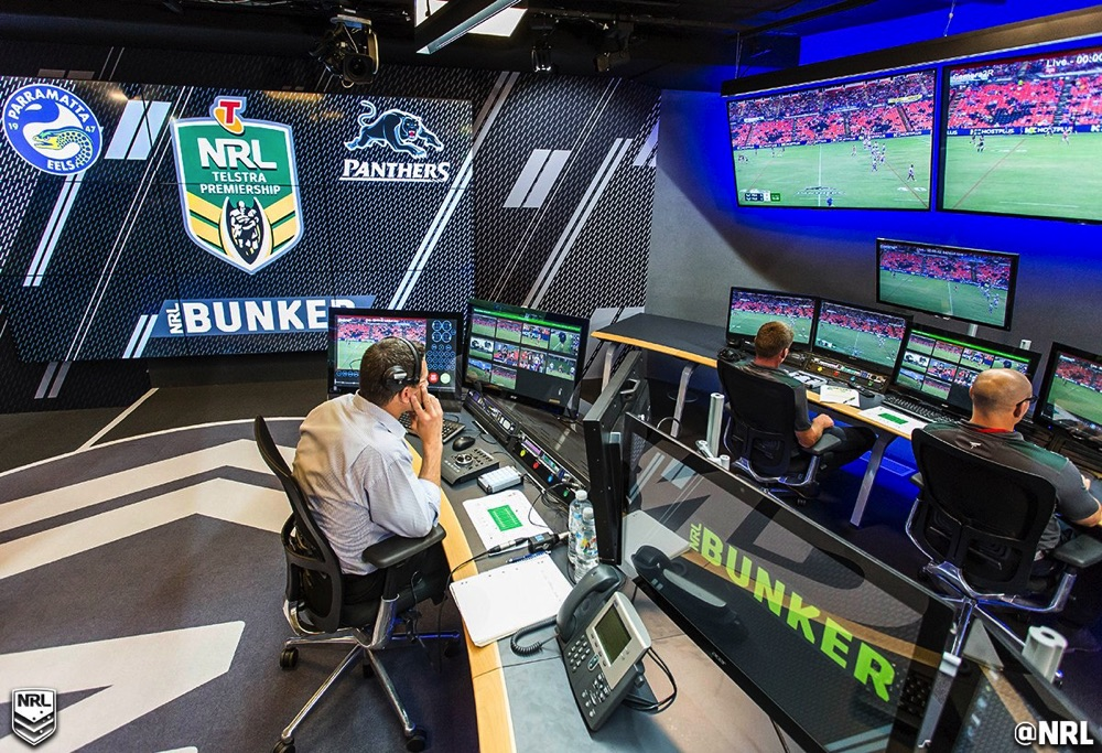The NRL Bunker has been a major source of derision in 2016