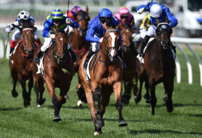 Behind the barriers: Five bets for Sunday October 14