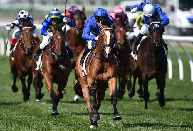 Hartnell is flying and is a huge chance in the Cox Plate