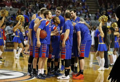 Sixers signal they are still an NBL force