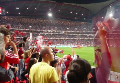 Benfica and Sevilla: Two European clubs with contrasting fortunes