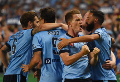 Saturday night's alright for an A-League grand final