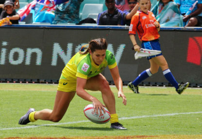 Australia miss the medals, but the rugby sevens future is bright